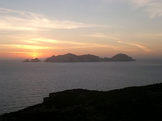 Pontine Islands - Palmarola.