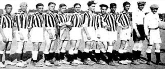 Panegialios F.C. - Old team, 1927