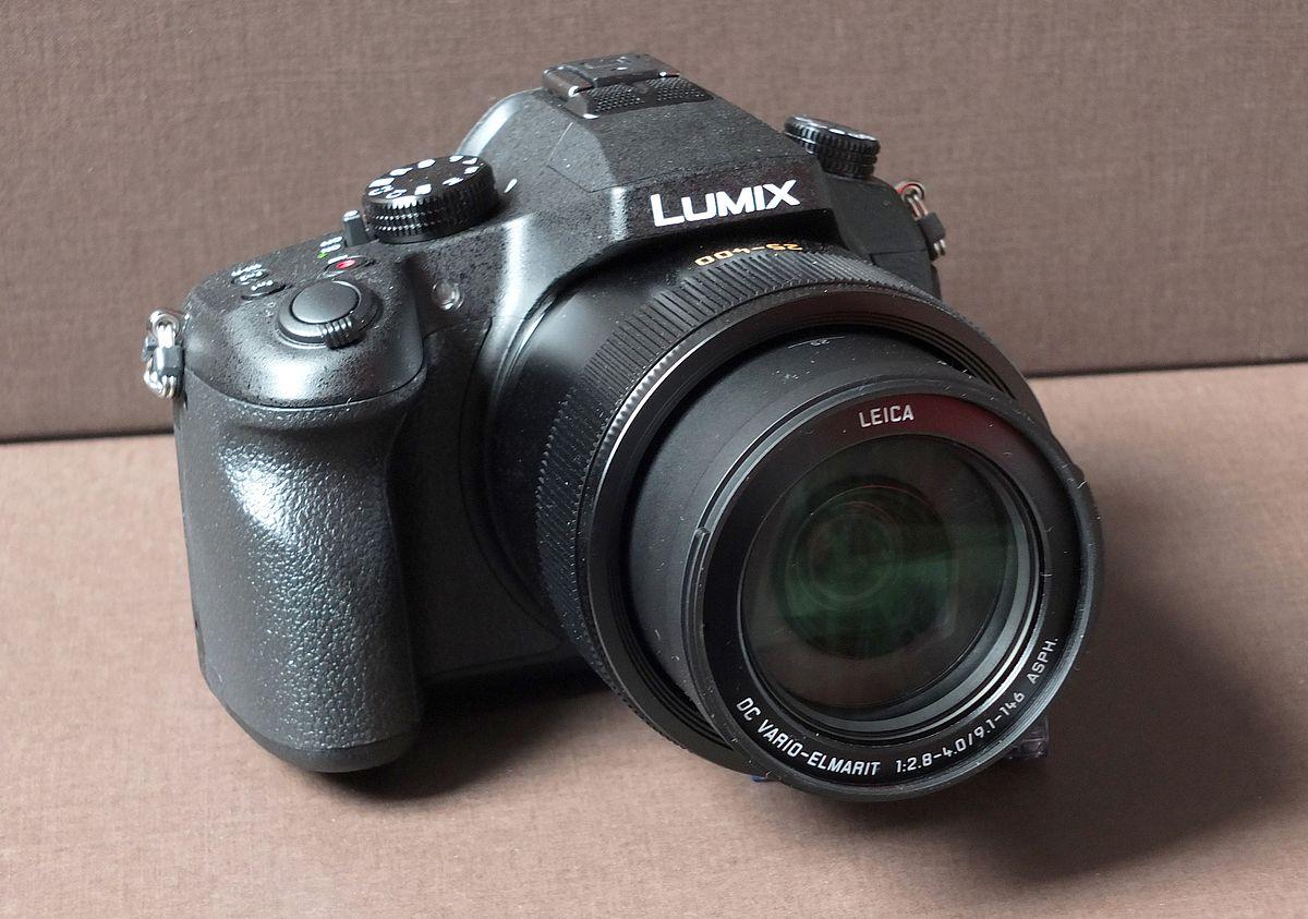 Panasonic Lumix DMC-FZ1000 - Wikipedia