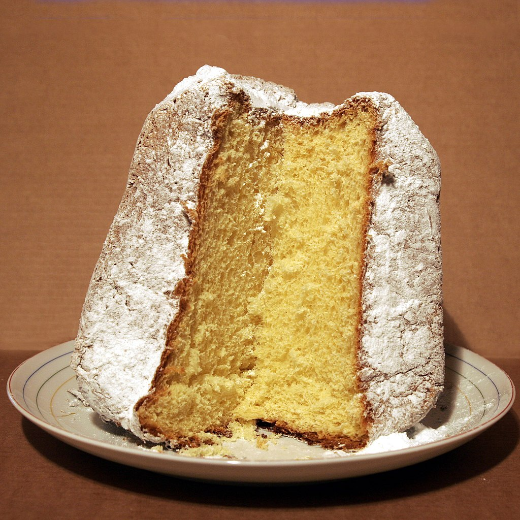 Pandoro Cake Bread Pittsburgh