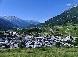 Panorama de Termignon à Val-Cenis (été 2019) 2.JPG