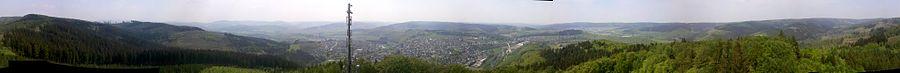 Panorama Freienohl April 2011