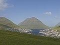 Panorama of Klaksvik.jpg