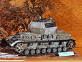 Panzer IV Wirbelwind model in the Musée des Blindés, France, pic-3.JPG