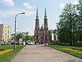 Parafia Katedralna Św. Michała Archanioła i Św. Floriana Męczennika - panoramio (1).jpg
