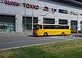 Pardubice, Palackého třída, autobus BUS Vysočina.jpg