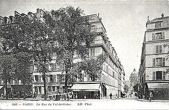 Académie de La Palette - Rue du Val-de-Grâce, Paris, ca.1900