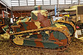 Paris - Retromobile 2014 - Char léger Renault FT - 003.jpg