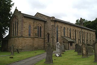 St Davids Church, Haigh Church in Greater Manchester, England