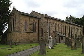 Haigh, Greater Manchester - St David's Church
