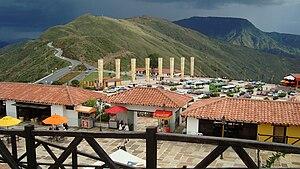 Parqueadero Panachi