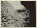 Parti av Cuicuilco-pyramiden - SMVK - 0307.b.0011.b.tif