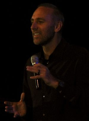 Brian Houston (pastor) - Image: Pastor Brian Houston 2008