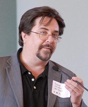 Patrick Nielsen Hayden - Image: Patrick Nielsen Hayden Ddb 20061027 010 003 400
