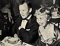 Patrick W. Nerney and Jane Powell, 1955.jpg