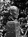 Paul Sacher, 1971, von Alexander Zschokke (1894–1981), Schola Cantorum Basiliensis, Basel.jpg