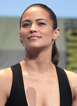Paula Patton - Patton at the 2015 San Diego Comic-Con International