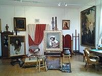 Pavel Chistyakov Studio Chistyakov Museo Pushkin Russia.jpg