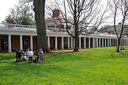 Pavilion VIII at the Lawn UVa 2010.jpg
