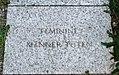 Peace memorial Erlauf by Jenny Holzer 03 - Feminine Männer töten.jpg