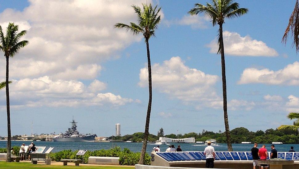 Pearl Harbor Visitors Center