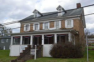 National Register of Historic Places listings in Ritchie County, West Virginia