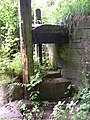 Penstock, Copley, Skircoat (Halifax) - geograph.org.uk - 189073.jpg