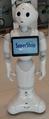 Pepper robot in Kaposvár, Hungary.png