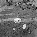 Persoonlijke bezittiingen van krijgsgevangen Duitse soldaten (Luftwaffe of Falls, Bestanddeelnr 900-2381.jpg