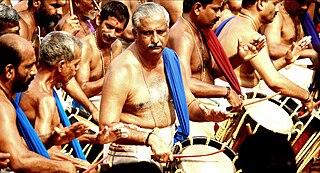 Peruvanam Kuttan Marar Indian musician