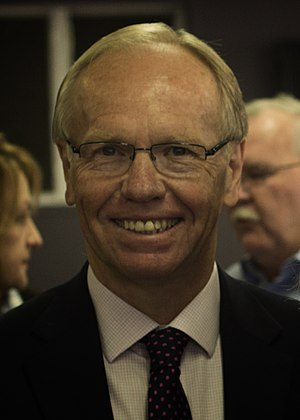 Queensland state election, 2004 - Image: Peter Beattie, BYCC, August 2013 (cropped)