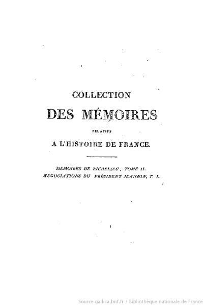 File:Petitot - Collection complète des mémoires relatifs à l'histoire de France, 2e série, tome 11.djvu