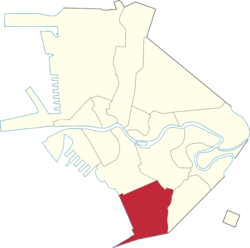 Location of Malate