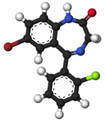 Phenazepam-3d-ball-model.png