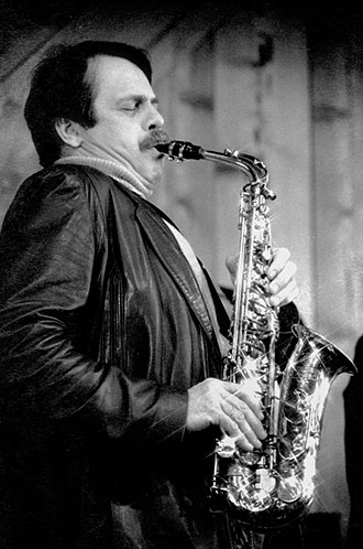 Phil Woods - Woods in 1983
