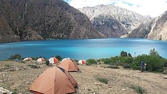 Karnali Pradesh - Image: Phucksumdo lake
