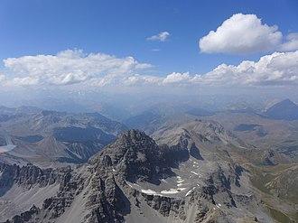 Pic de Rochebrune - Pic de Rochebrune