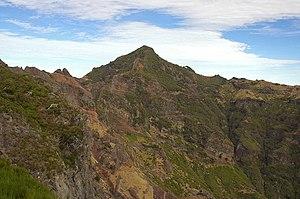 Pico Ruivo - Image: Pico Ruivo