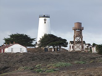 Piedras Blancas Light Station - Image: Piedras Blancas Light Station, 2014