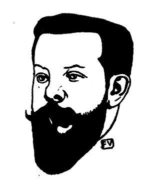Pierre Quillard - Pierre Quillard, 1896.