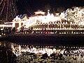 Pilana Temple at night.jpg