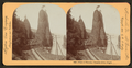 Pillars of Hercules, Columbia River, Oregon, from Robert N. Dennis collection of stereoscopic views 2.png