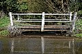 Pincey Brook bridge on Greenhill, Hatfield Broad Oak, Essex 03.jpg