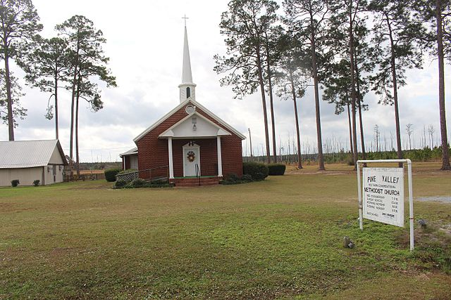 File:Pine Valley Southern Congregational Methodist Church ...