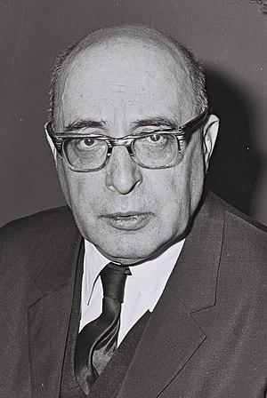 Pinchas Sapir