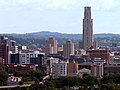 Pittsburgh 2019-08-10 Oakland from South Side Slopes 03.jpg
