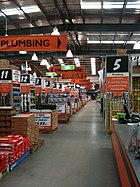 Big-box store - Wikipedia, the free encyclopedia