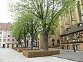 Place du 2-Février, église Saint-Matthieu (Colmar) (1).JPG