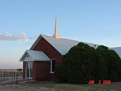 Photo of Plainview Baptist Church, Colorado City, TX