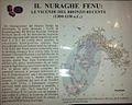 Planimetria nuraghe Fenu, con descrizione delle differenti aree.jpg